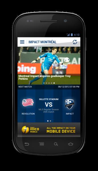 Impact de Montréal FC - 1 / 8