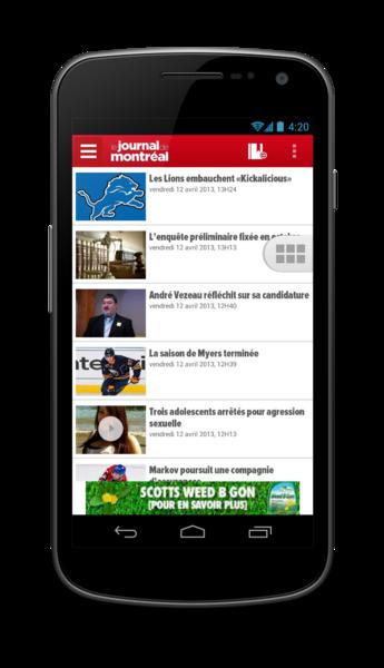 Journal de Montréal - 2 / 7