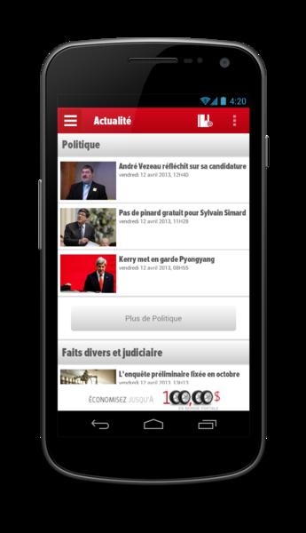 Journal de Montréal - 3 / 7