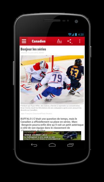 Journal de Montréal - 5 / 7