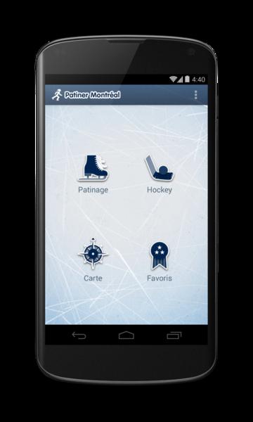 Patiner Montréal pour Android - 1 / 9
